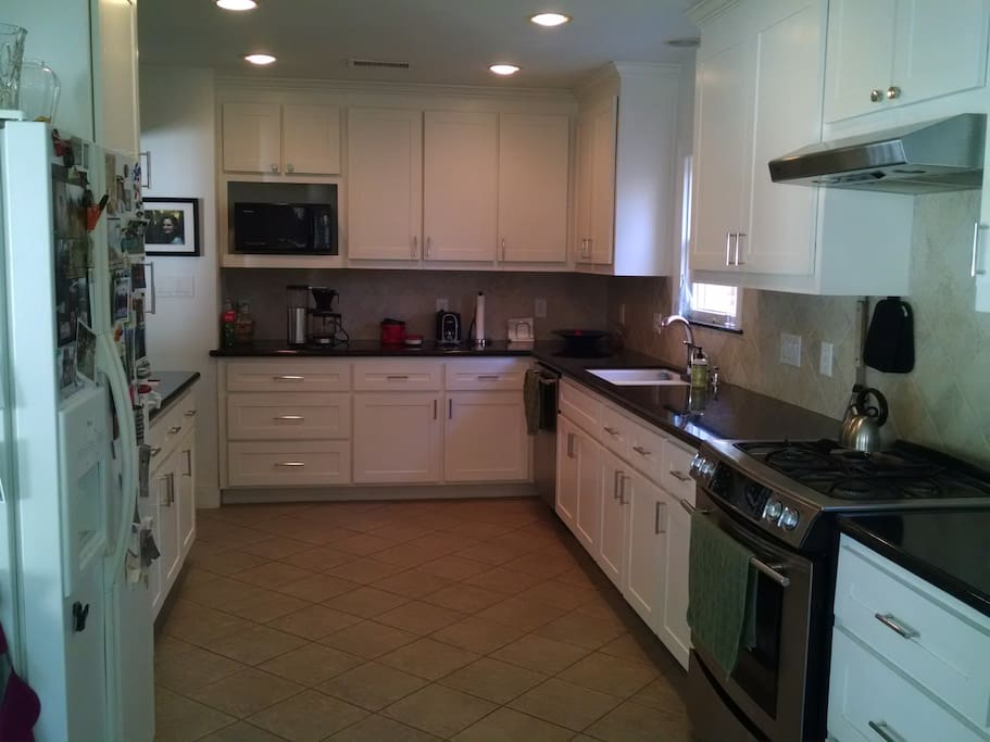 Kitchen is available