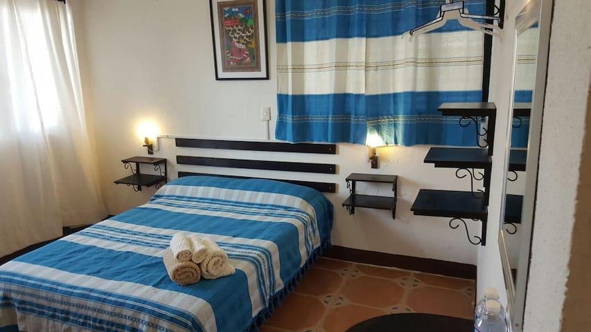 DEPARTAMENTO CONFORTABLE CON 2 RECÁMARAS/COCINETA. - Tuxtla Gutiérrez - Appartement