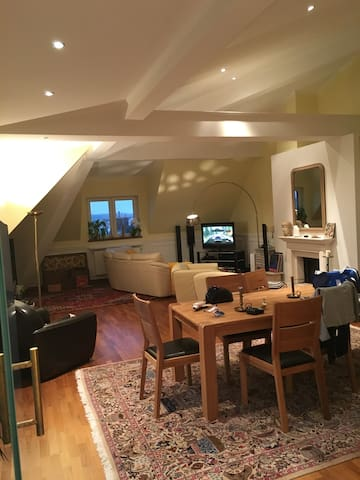 Luxury Penthouse in Luxembourg - Alzingen - Apartment