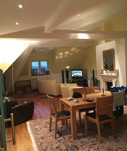 Luxury Penthouse in Luxembourg - Alzingen