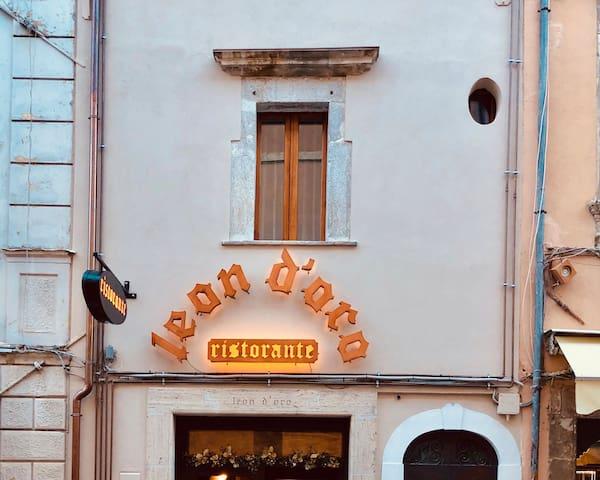 App. ANTONIETTA  in centro storico a Leonessa