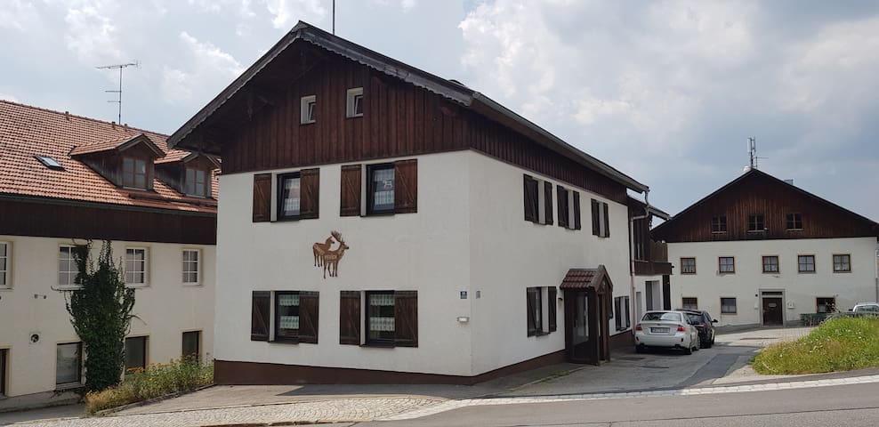 Holiday apartment Bavarian Forest