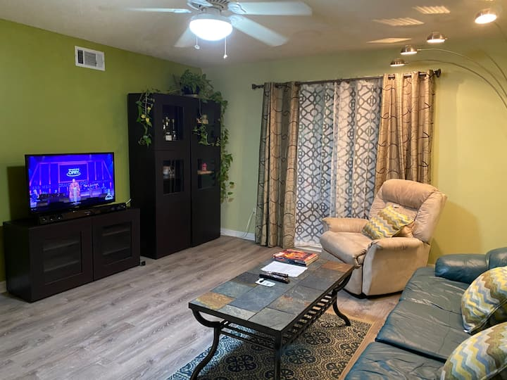 2BR cozy cando walk to UF, Shands , Vet school