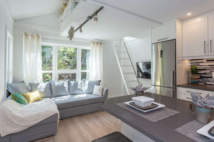 Cute and comfortable townhouse - 2 min walk to Gondola
