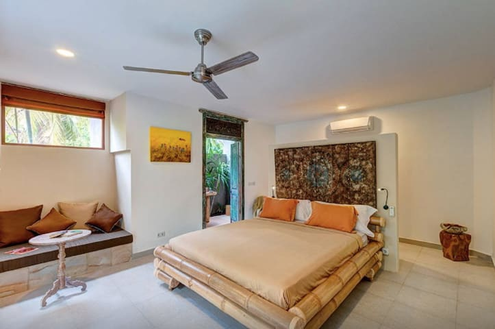Superior Room (#8) in Ganesh Lodge