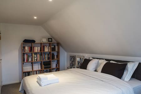 Chambre comfortable et elegante - Dilbeek - Bed & Breakfast