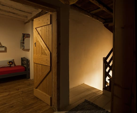 The Rural Rooms of Mura - Room 1 - Mura - Hus