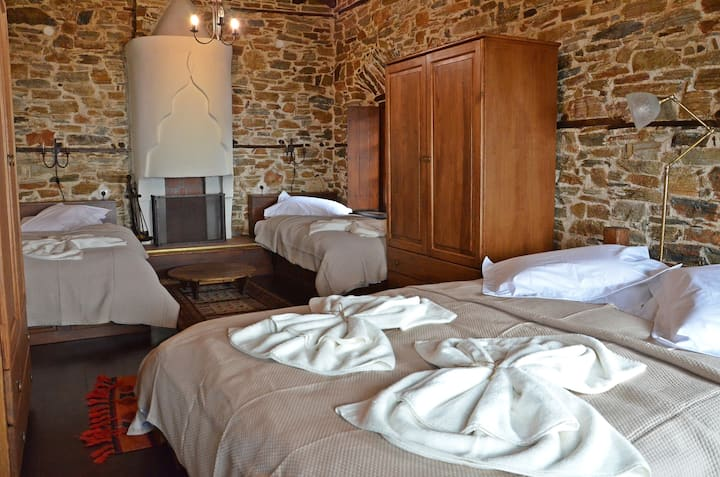 Fyloma #5 - Traditional guesthouse in Pelion