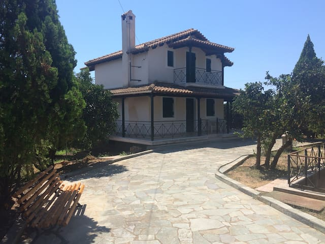 Villa Pinelopi - Pyrgos