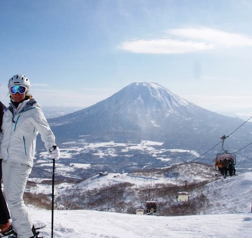 Luxury Apartment with views - Niseko Upper Village - Kutchan - Apartment