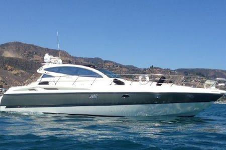 Bed and Boat su lussuoso Yacht/cabina doppia - Syrakus