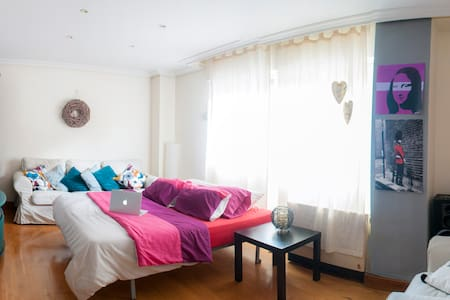 HUGE BEDROOM 10MINS TO THE CENTER - Zizur Mayor - Penzion (B&B)