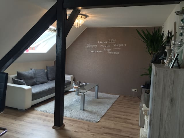 2 Cozy Rooms 5min to Centralstation 20 min to Mess - Hannover - Pis