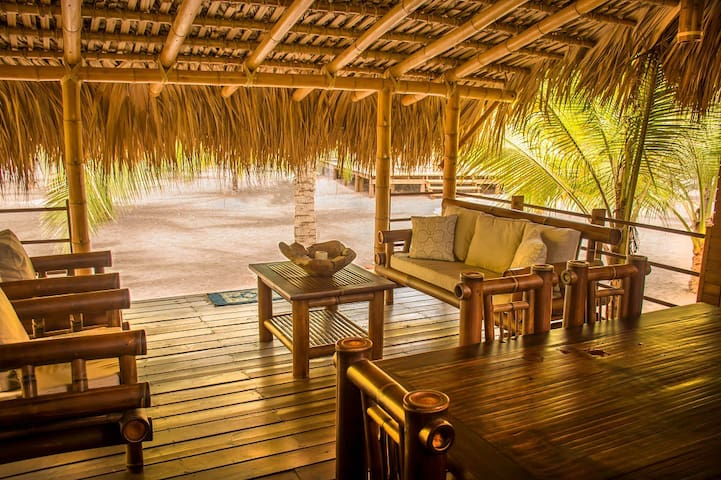 Beach House for Rent in Guatemala