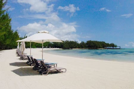 Luxury and golf off  Ile aux Cerfs - Beau Champ - 公寓