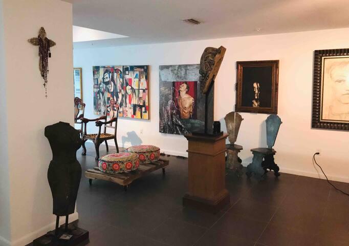 The Miami Midtown Art Experience