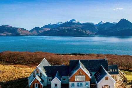 Big House Rental Argyll Arran Skipness Suleskerry - Skipness - Дом