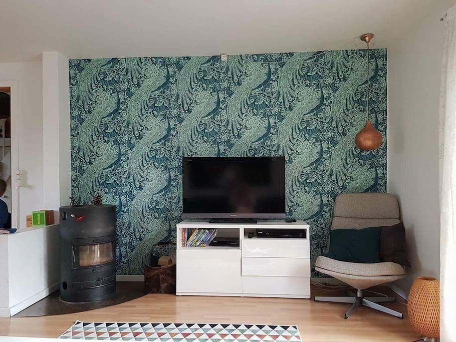 The livingroom.