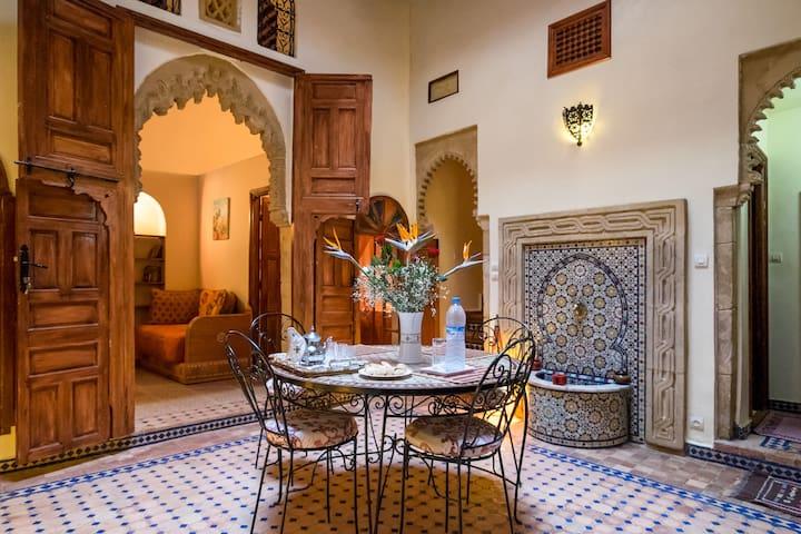 Magnifique Riad pour tous - Salé - Hus