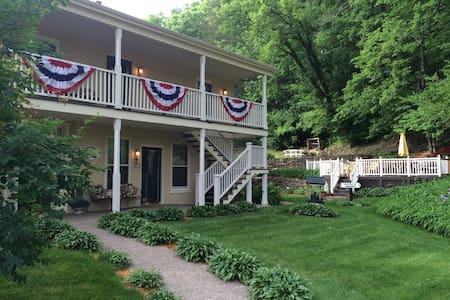 Greenbriar Country Inn & Suites - 格利纳(Galena) - 住宿加早餐