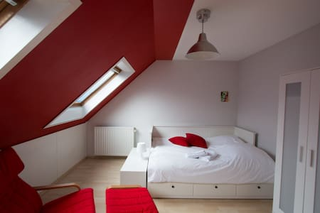 Spacious, bright room in Hilversum - Hilversum - Dům