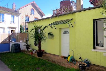 Le top 20 b b et chambres d 39 h tes bois colombes airbnb for Beau jardin apartments st louis