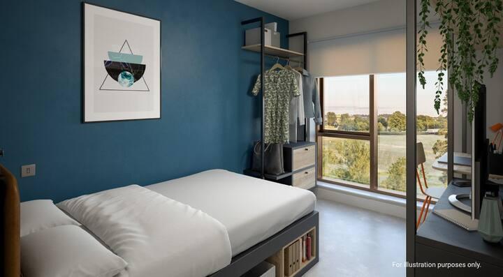 Enjoyable  Standard 3 Bed Duplex Apartment