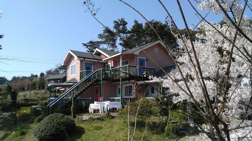 밧개의즐거움 - Anmyeon-eup, Taean-gun - Dům