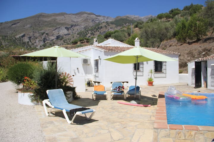 Exceptional Andalucian experience in private finca