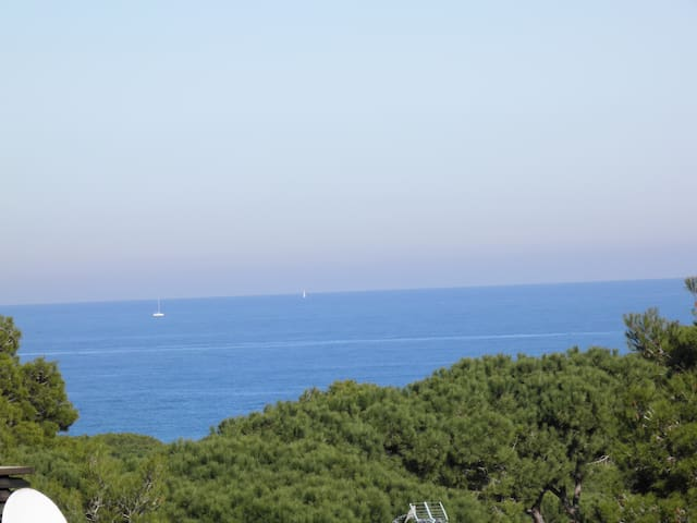 Costa Brava house with sea viewPALS