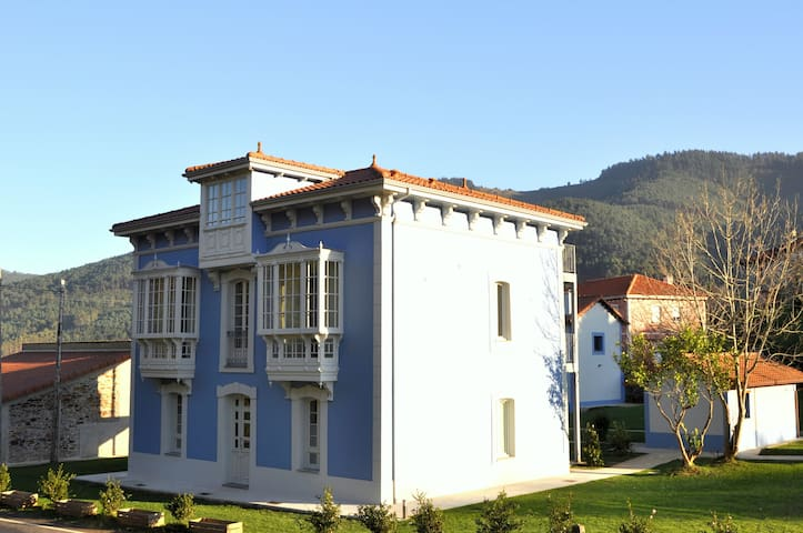 Studio-apartment Colonial Eco-House - Cudillero - Leilighet