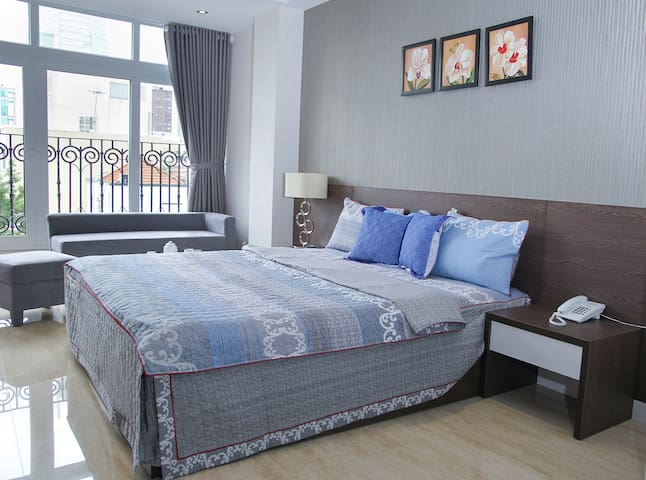 Private Golden Apartment . 501 - Ho Chi Minh City - Apartment