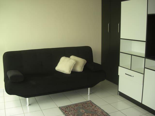 Tranquilidade e sossego no Terraço Loft - Brasília - Podkroví
