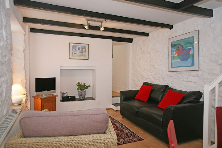 Cosy cottage by the beach with parking - St Ives - Haus