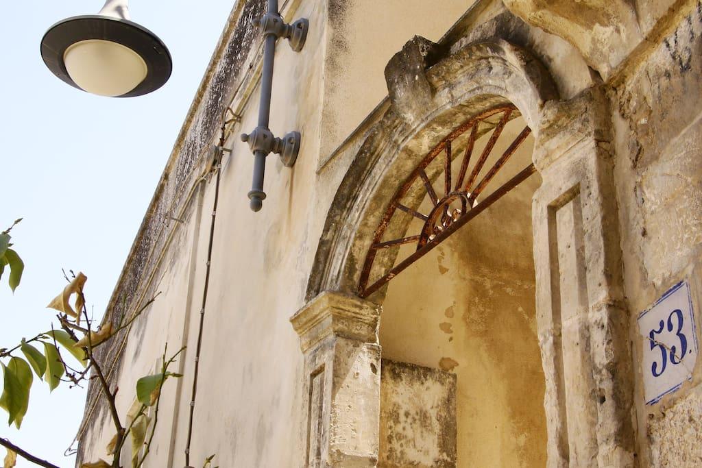 La perla di modica un 39 oasi di pace case in affitto a for Case in affitto a modica arredate