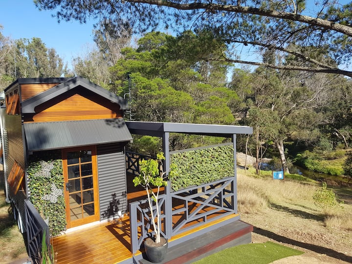 Tiny House Nannup:  Relax, Enjoy, Explore.