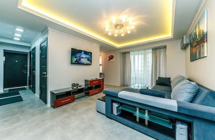 Lesi 3 bedrooms - Киёв - Apartment