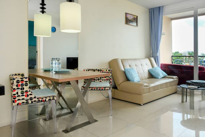1-bed apartment at Atlantis Condo Resort Pattaya