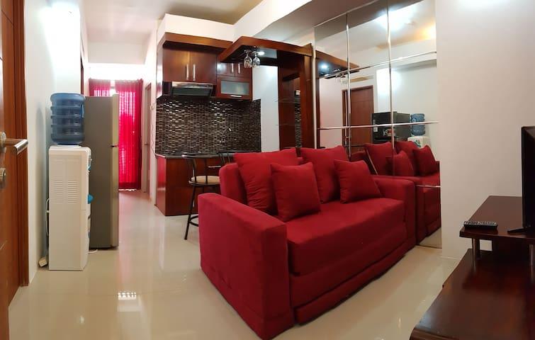 Apartemen Kemang View, Bekasi Barat