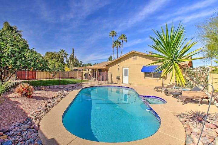 NEW! Lavish Scottsdale House Near Talking Stick!