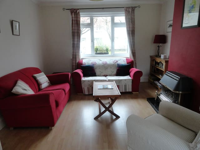 Perfect Family Base nr Edinburgh - Kirknewton