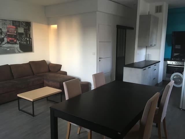 Appartement quartier St Leonard