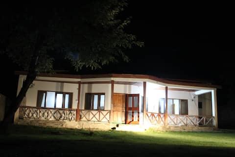 Woodland cottage, Kalam