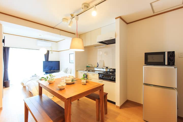 13 minutes to Nagoya Station★Convenient Place#306