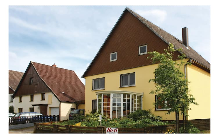 Holiday apartment with 2 bedrooms on 69 m² in Ottenstein/Lichtenhag.