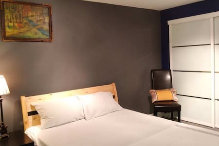 1 Private bedroom in Cambridge On