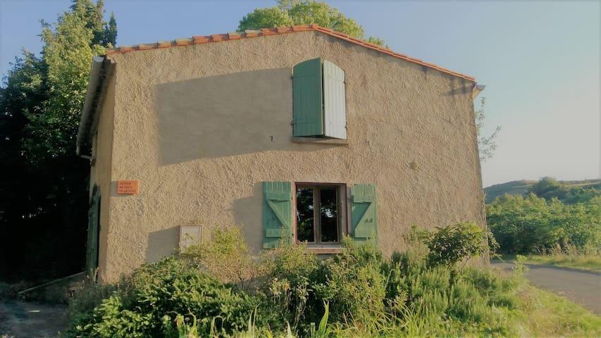 Carcassonne Maison av piscine privée,calme,vue ++