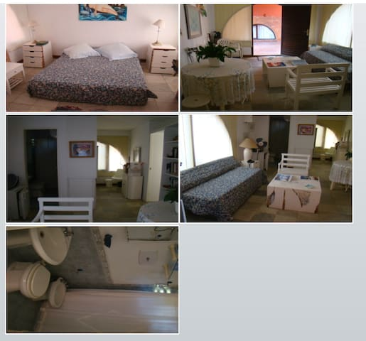 Cute, 30 mtrs from the Ocean  - Punta del Este - Apartemen