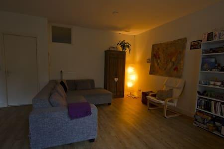 Spacious, comfortable and central - Appartamento