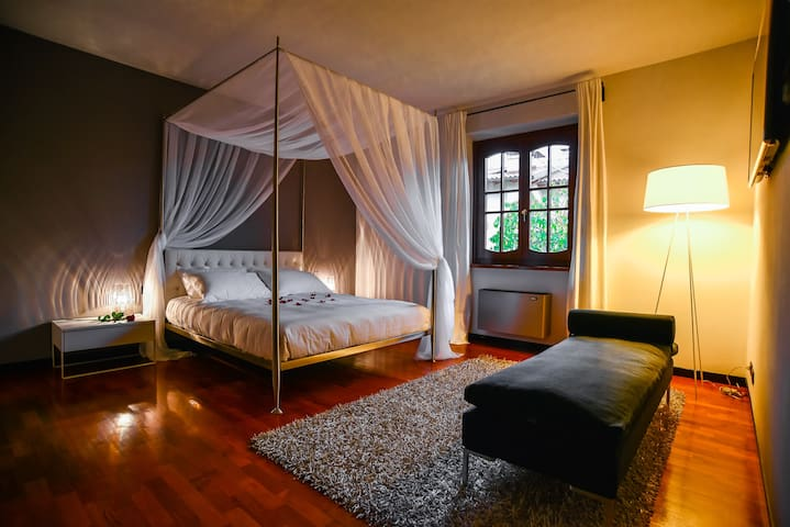 SoloPerDue-OnlyForTwo Luxury Suite - Pitigliano - Villa